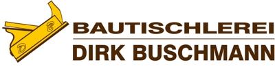 Bautischlerei Dirk Buschmann  Logo